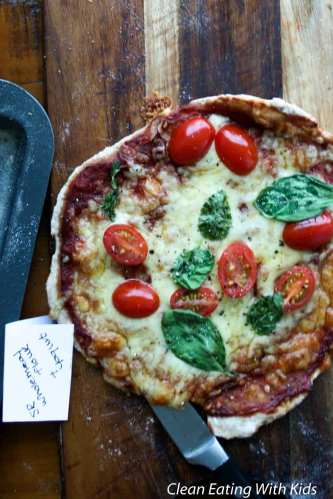 Two Ingredient Pizza Dough-21