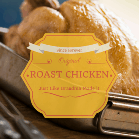 How to Cook a Whole Roast Chicken (Just like Grandma made it)