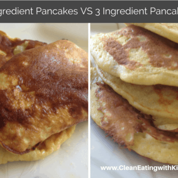 Two Ingredient Pancakes Suck. No wonder our kids prefer cereal.