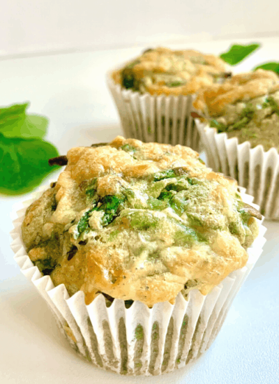 spinach-and-cheese-muffins