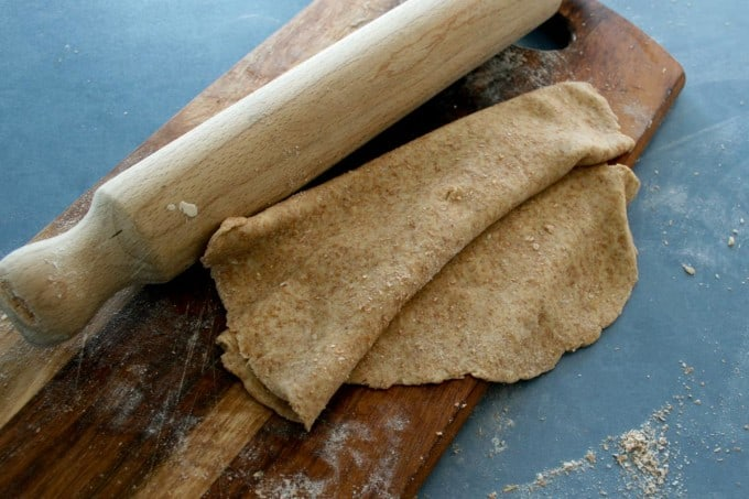 Clean Wholemeal Pie Crust -8