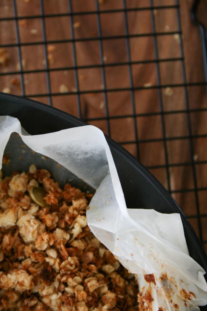 Easy Clean Eating Granola-15