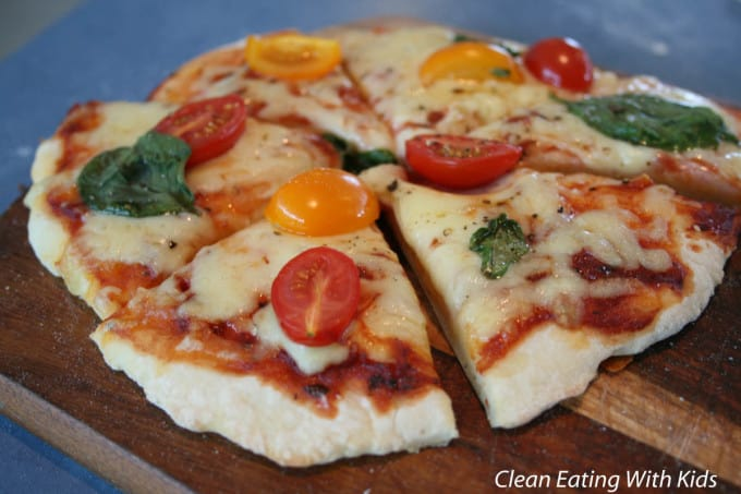 Two Ingredient Pizza Dough-13