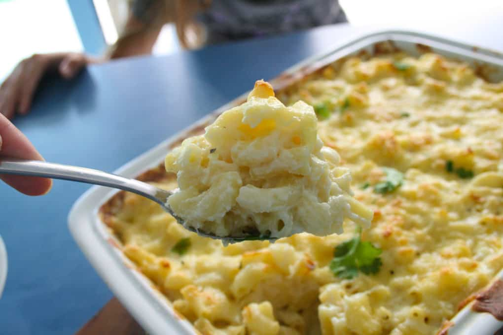clean eating mac n cheese