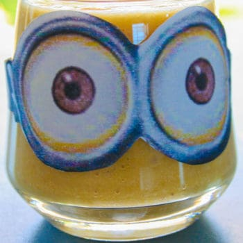 mighty minion smoothie