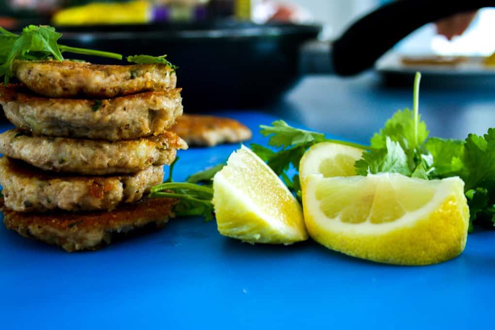 clean eating tuna patties