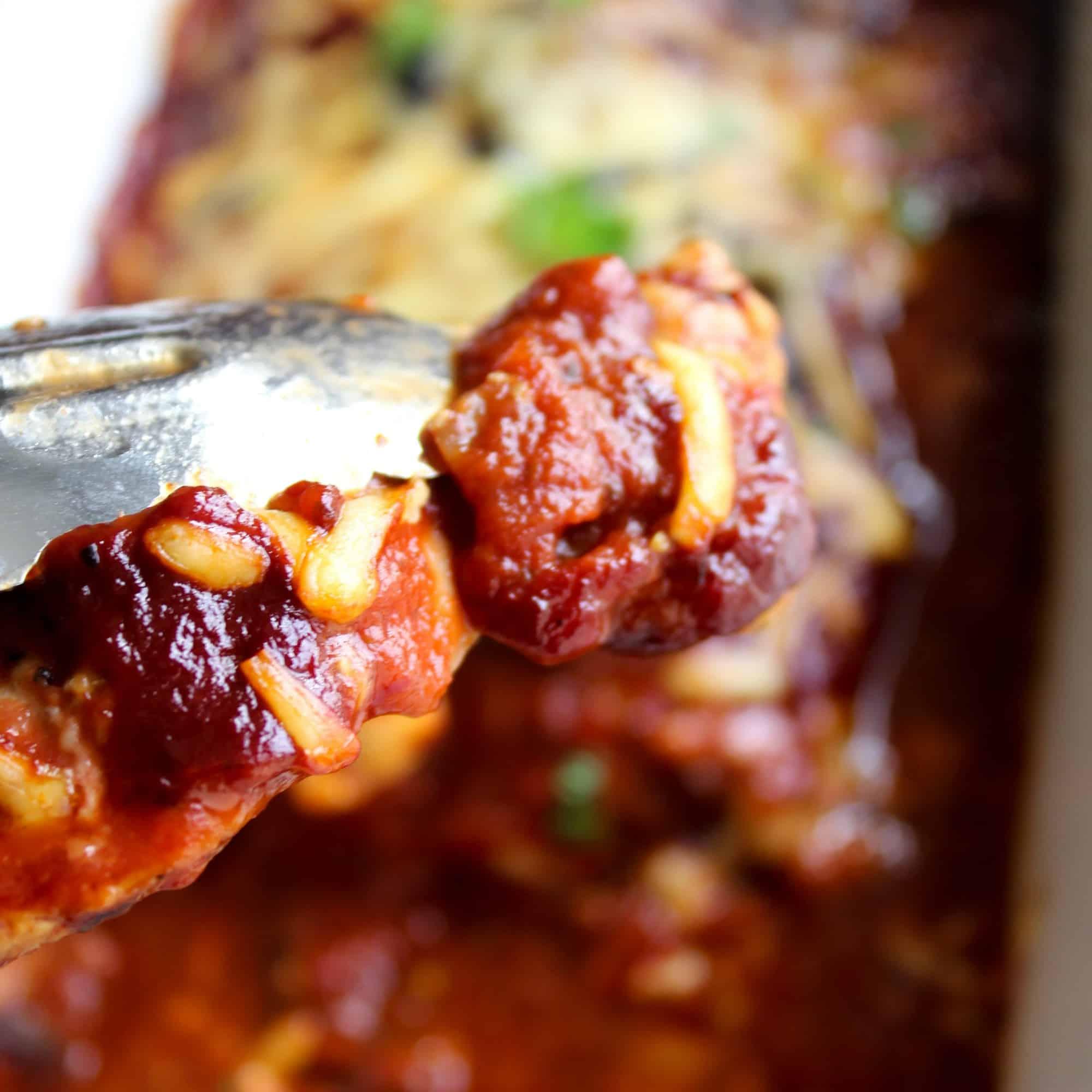 Oven Baked Italian Chicken