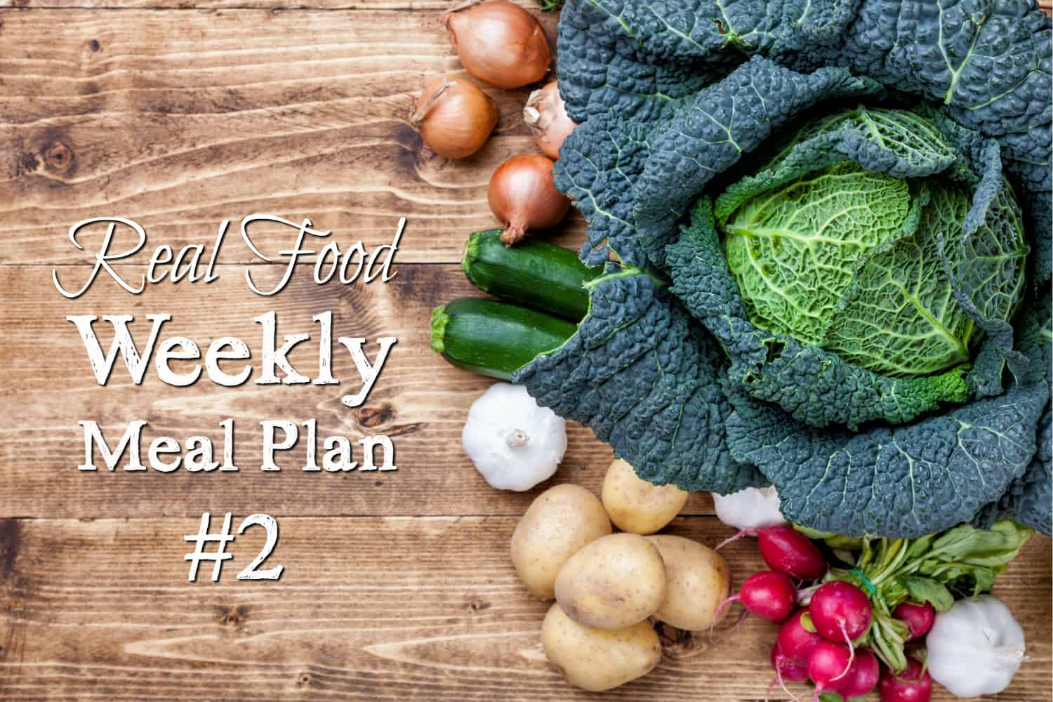 meal plans real food #2