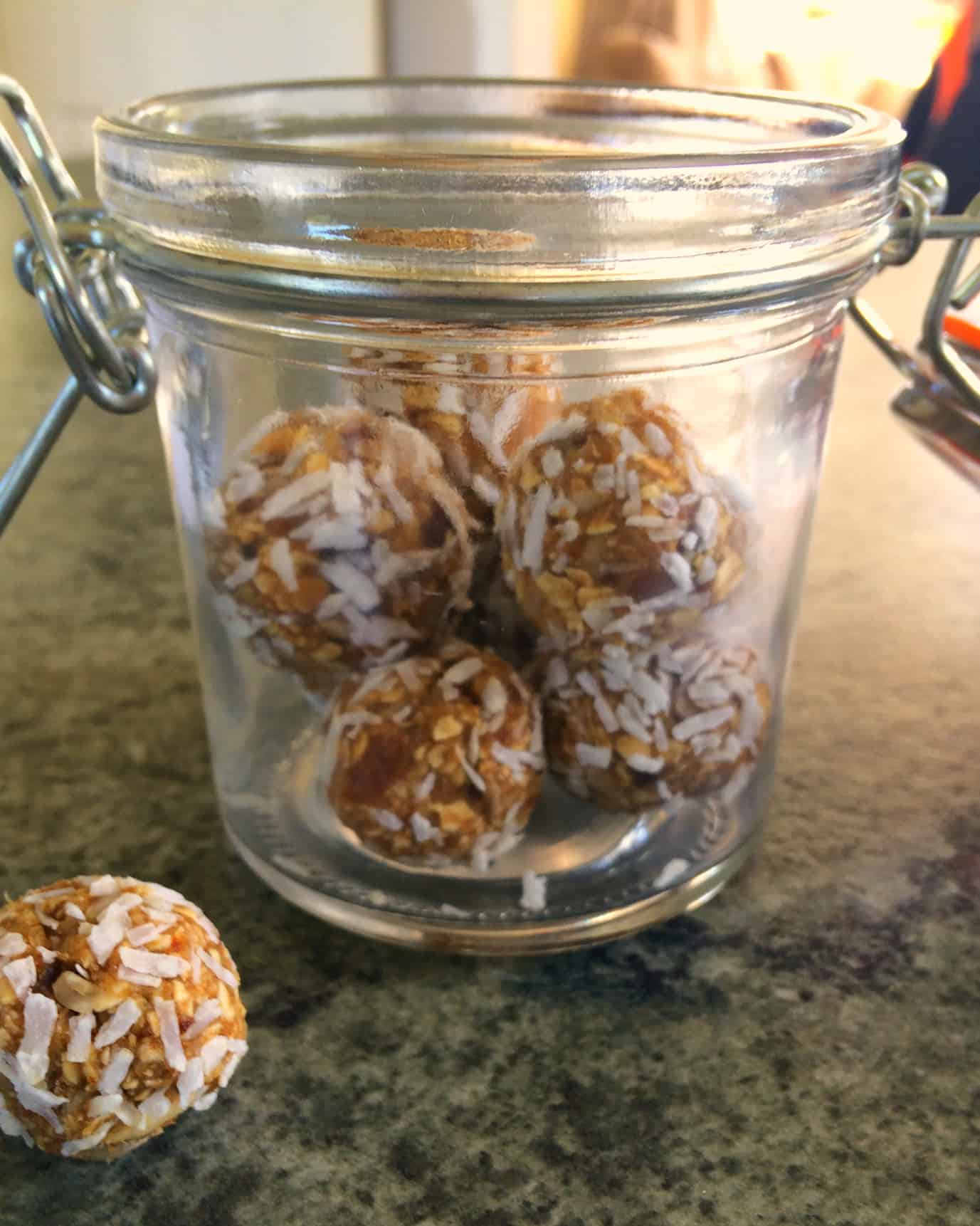 granola bites 4