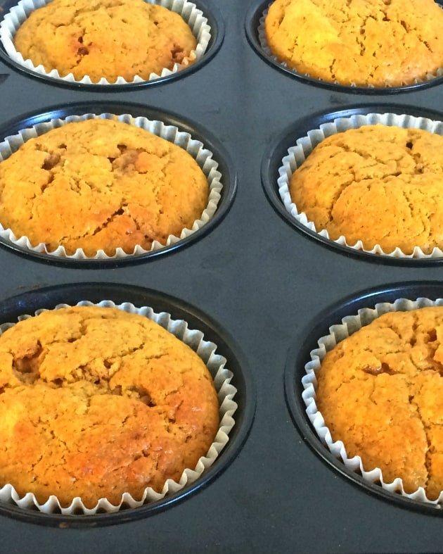 pumpkin muffins10
