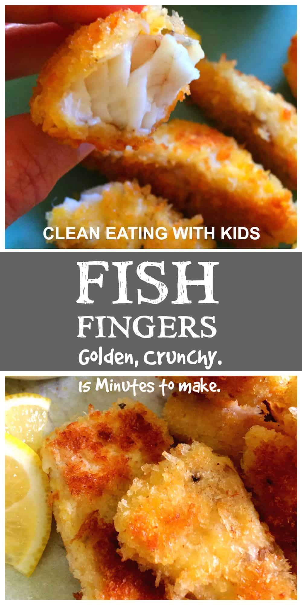 Better Than The Box Golden Amp Crispy Fish Fingers Clean