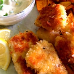 Better than the Box Golden & Crispy Fish Fingers