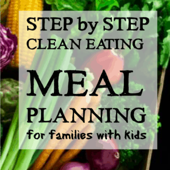 Clean Eating Meal Planning for Beginners
