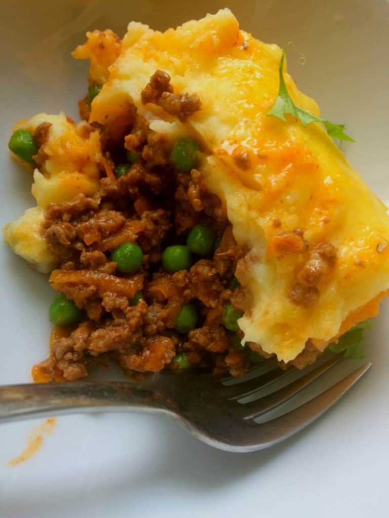 clean eating cottage pie recipe