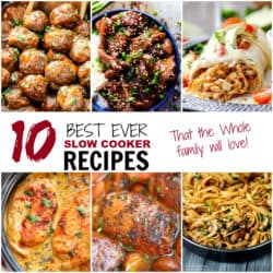 10 of the Best Clean Eating Crockpot Recipes (that Kids love!)
