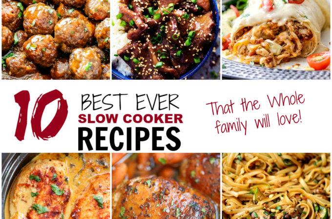 10 best ever crock pot recipes for kids