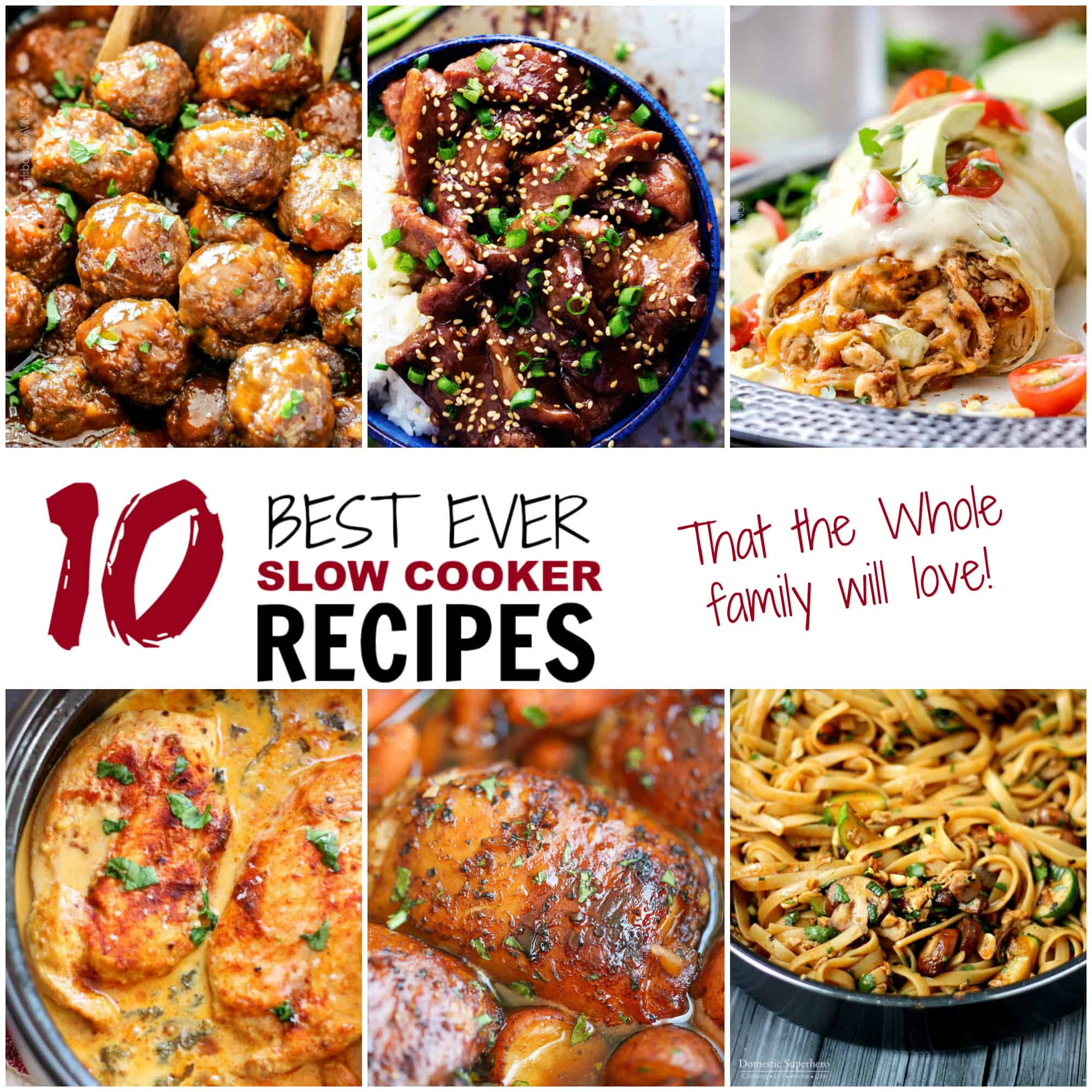 10 Of The Best Clean Eating Crockpot Recipes (that Kids