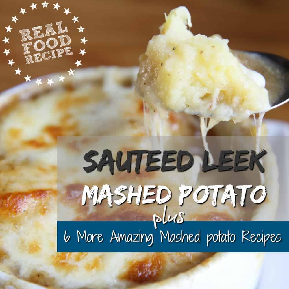No more boring regular mashed potato in this house. 5 Amazing Mashed potato mash ups to transform any meal.