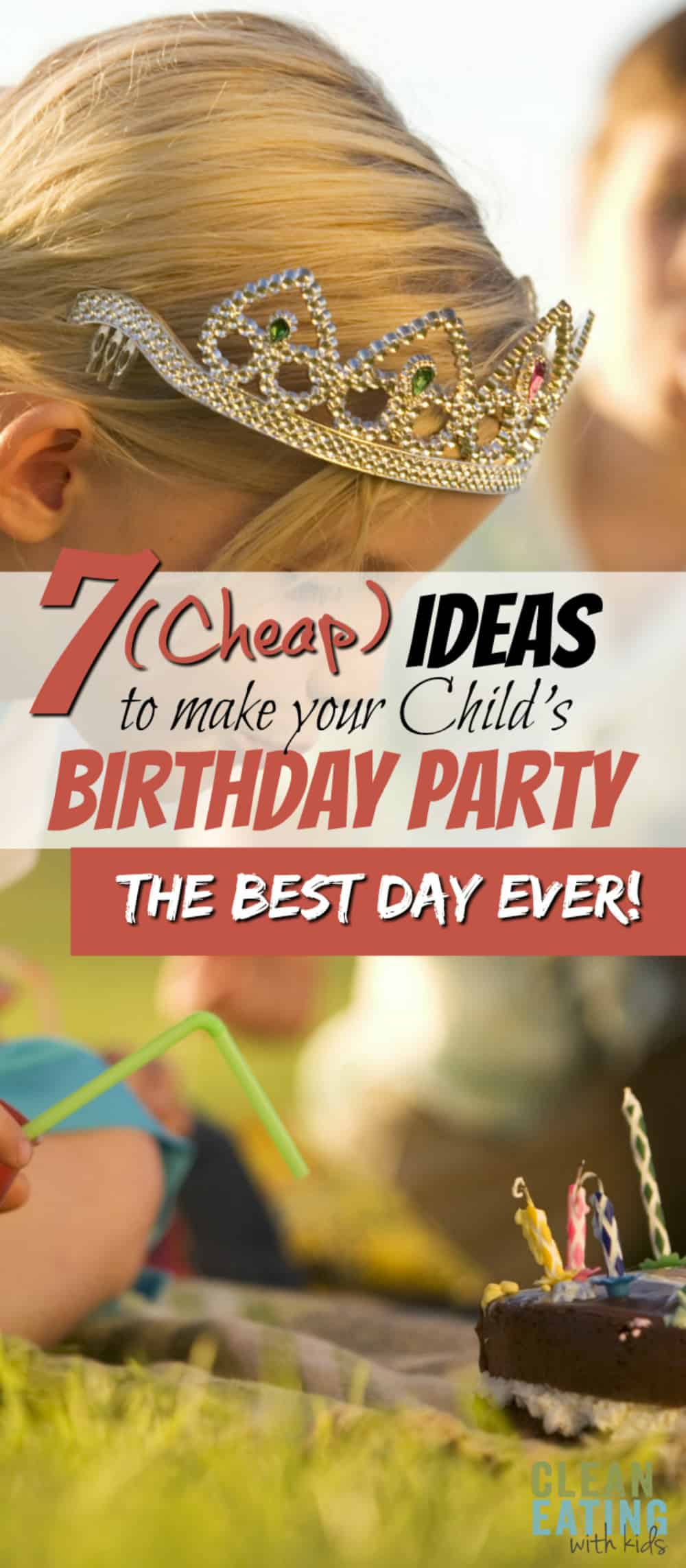 With four kids – two with birthdays a week before Christmas – we have had to be really creative when it comes to throwing Amazing(and Cheap) Birthday Parties for our kids. And we do aim for Amazing! It's the one time of year we get to make that day super special for them, so we try and make it memorable.