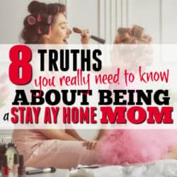 8 Pros and Cons of Being a Stay at home Mom
