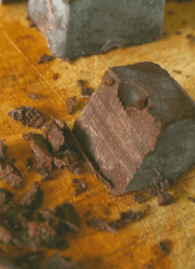 clean eating chocolate