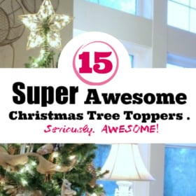 15 Really Awesome and Super Creative Christmas Tree Toppers
