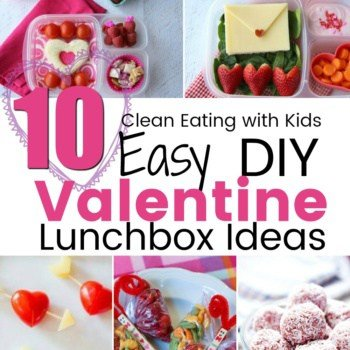 10 Easy DIY Valentine Lunchbox Ideas. Thinking about trying some of these easy ideas for a Valentine's Day themed lunch box for the kids (& maybe the husband?)