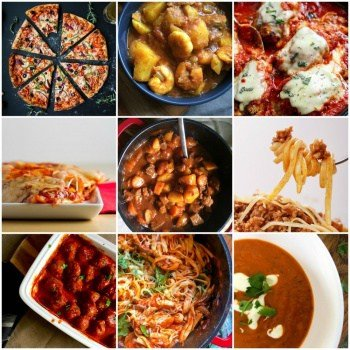 14 Healthy Meals to Make with a Jar of Pasta Sauce