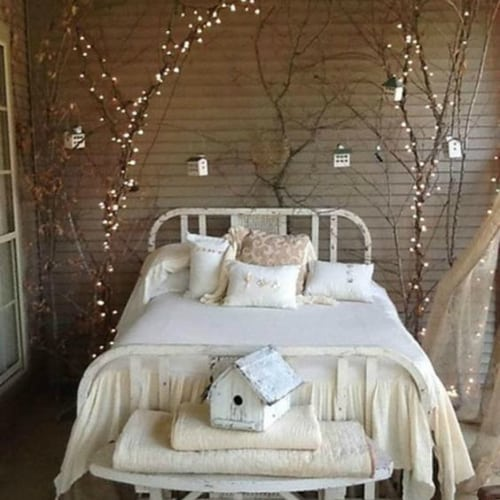 12 Beautiful Diy Fairy Light Decor Ideas Clean Eating