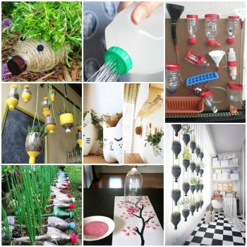 17 UNEXPECTEDLY USEFUL THINGS YOU CAN DO WITH A PLASTIC BOTTLE