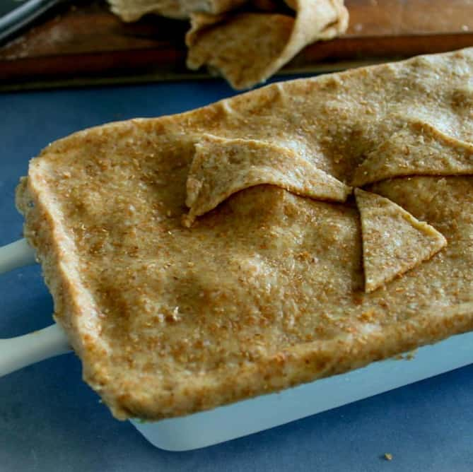 wholewheat pie crust