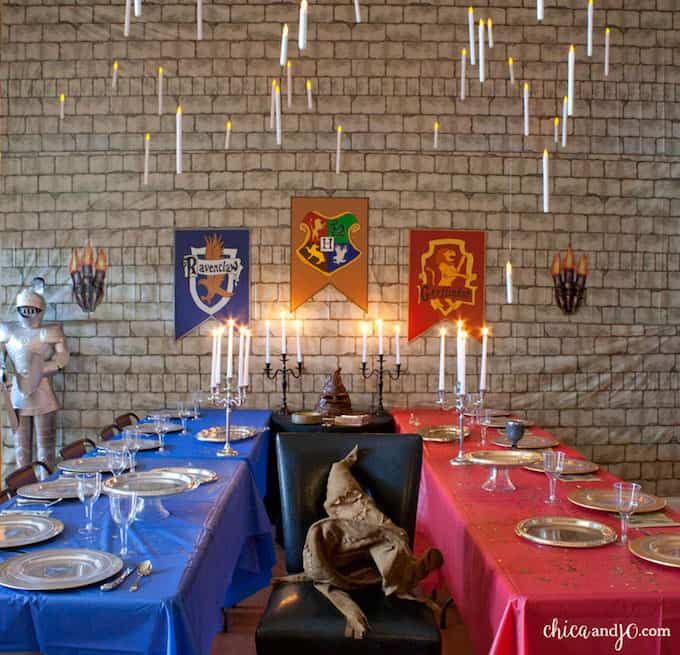 Unique Simple Hall Decoration Ideas: The Ultimate Step By Step Harry Potter Party Plan: 36