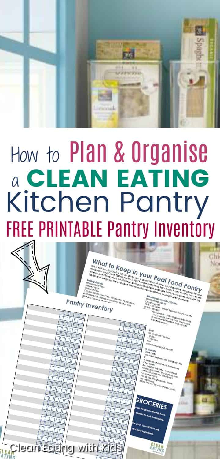 how to keep kitchen clean and organized how to plan and organise a real food family pantry clean 9465