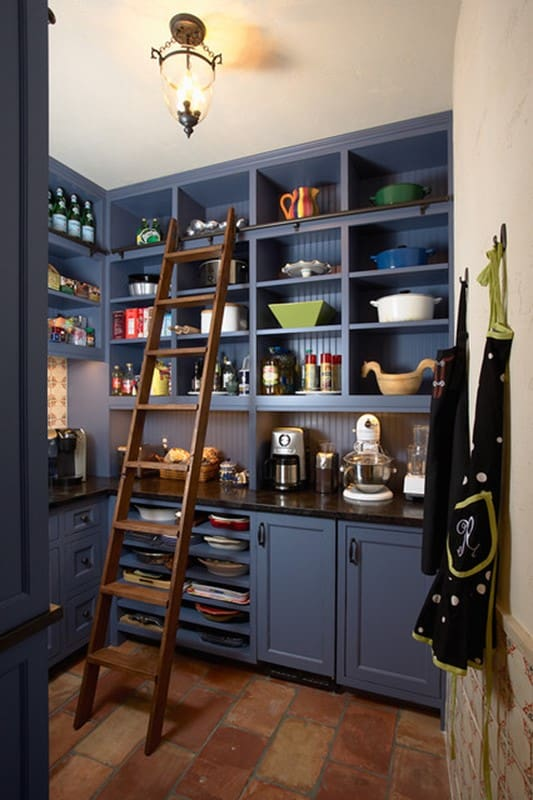 beautiful pantry designs