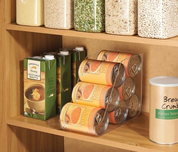 10 Brilliant Canned Food Storage Ideas Clean Eating With