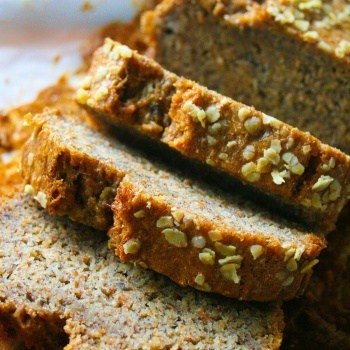 classic clean eating banana bread square