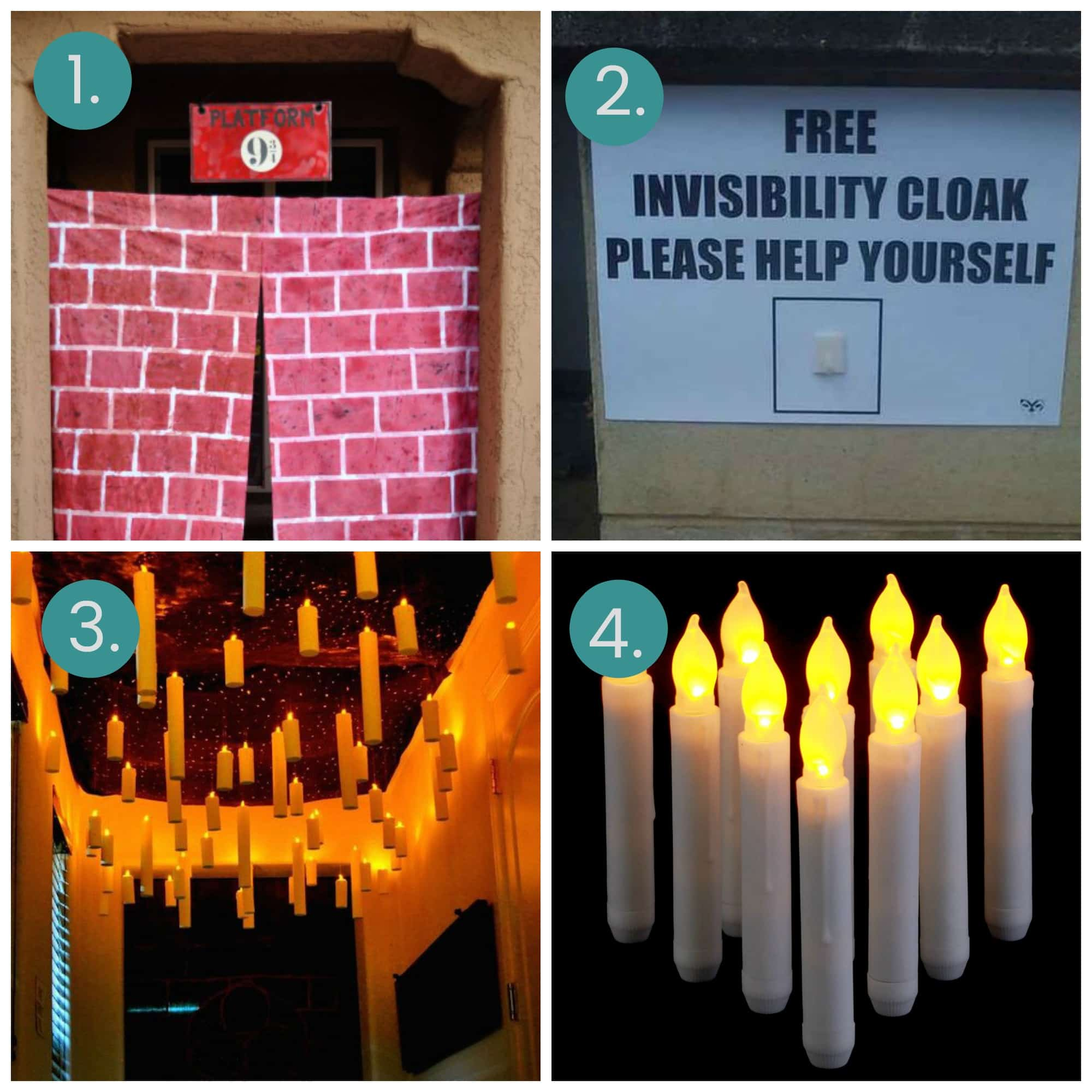 Harry Potter Birthday Decoration Ideas Clean Eating With Kids