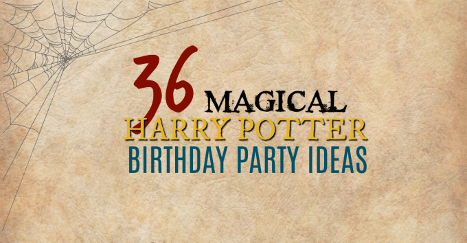 photograph relating to Harry Potter Potion Book Printable identified as How in the direction of Host a Magical Harry Potter Birthday Celebration + Free of charge 8