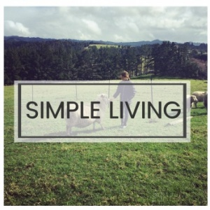 SIMPLE LIVING & HOMEMAKING
