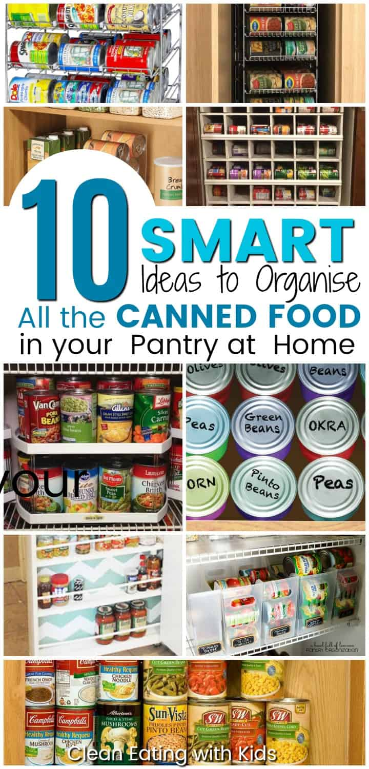 Sensational 10 Brilliant Canned Food Storage Ideas For Your Pantry Download Free Architecture Designs Ferenbritishbridgeorg