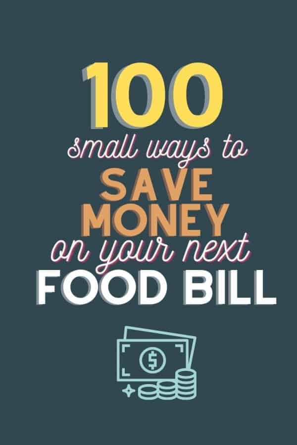 How To Save Money On Groceries For A Large Family