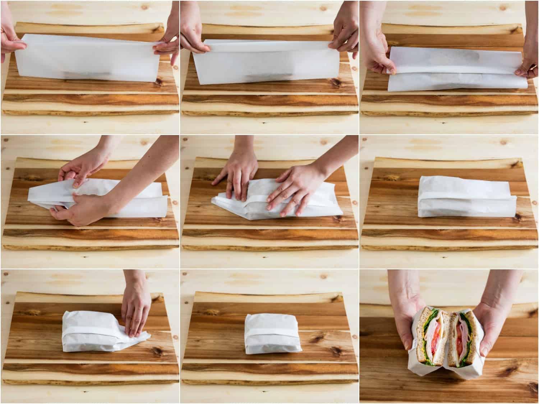 How to make a wrap sandwich f--f. Xyz 2018.