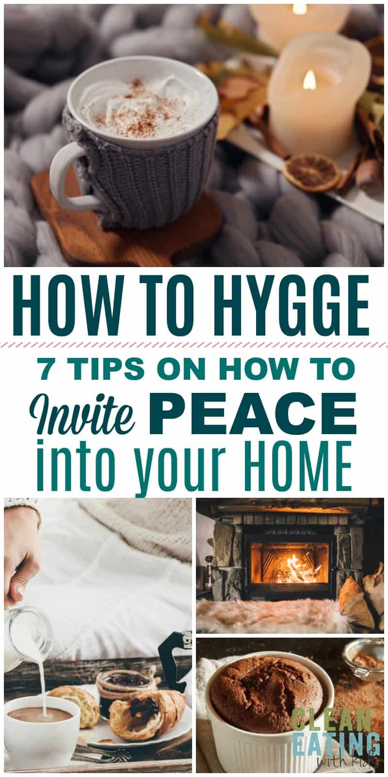 How to make your Home Feel Peaceful: 7 Hygge Tips to make your home feel cosy