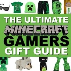 Ultimate Guide to Minecraft Gifts for Minecraft Loving Kids