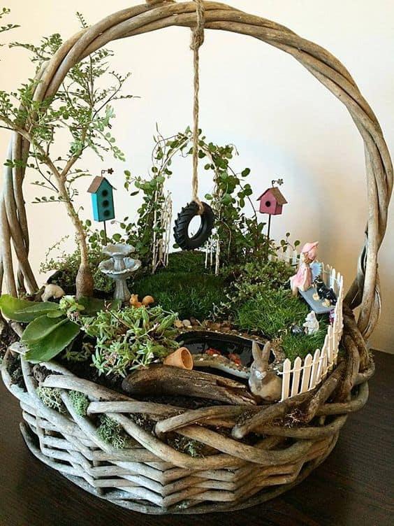 Fairy Garden Designs