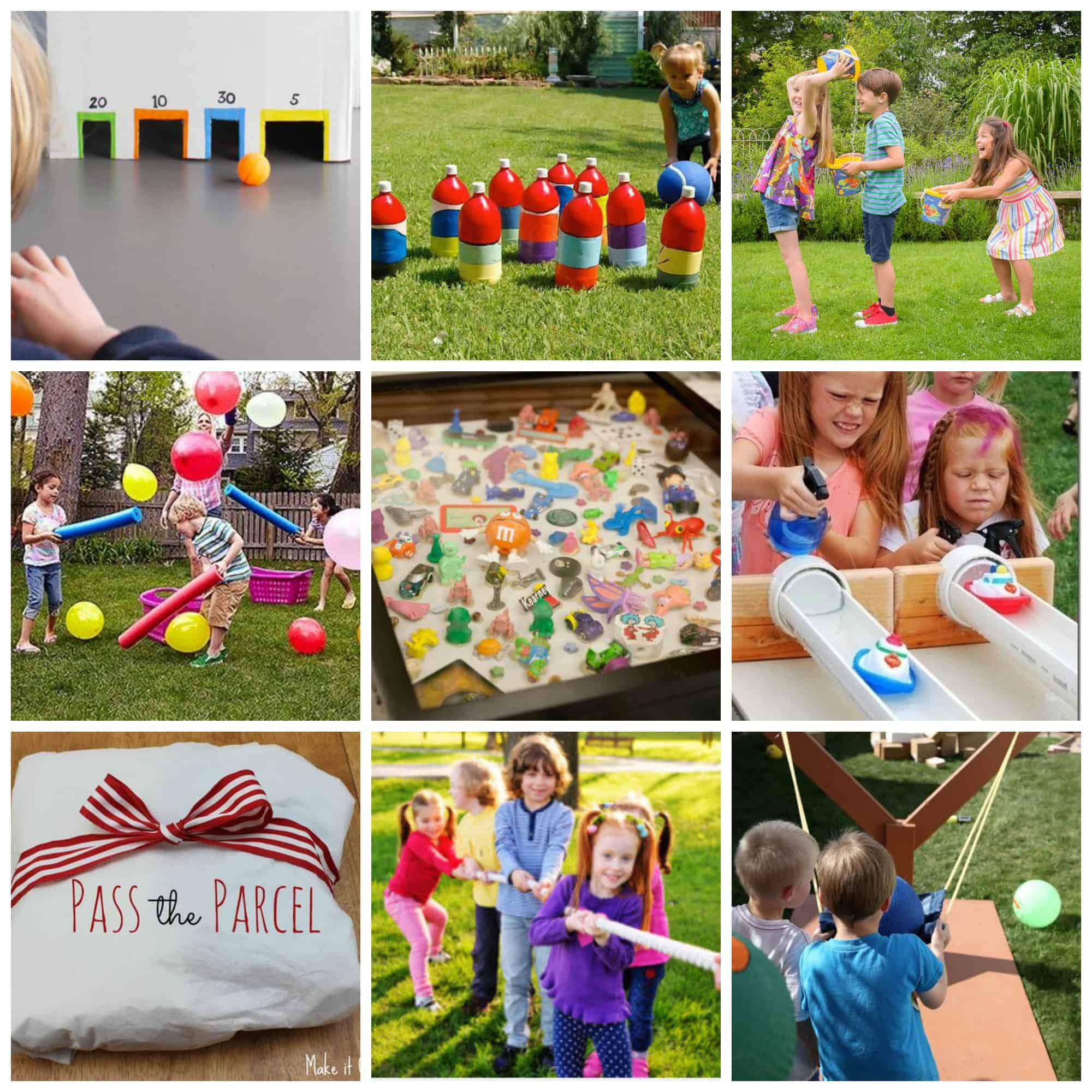 10 Fun Party Games for Kids Under 5