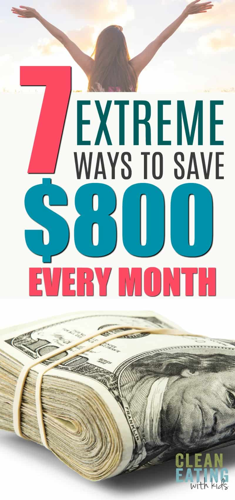Need to Cut Costs Urgently? 7 drastic ways to save $800 per month.
