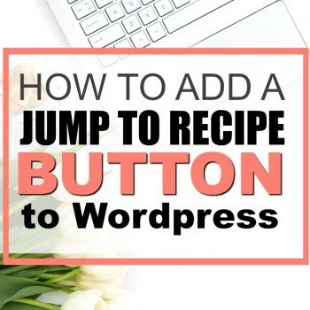 How to Skip to Recipe (or anywhere else) in a blog post