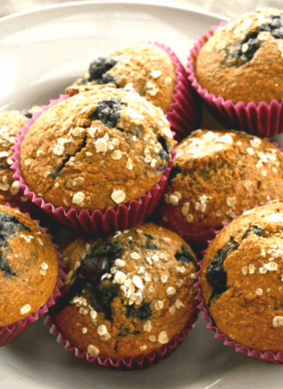 oat-bran-blueberry-muffin