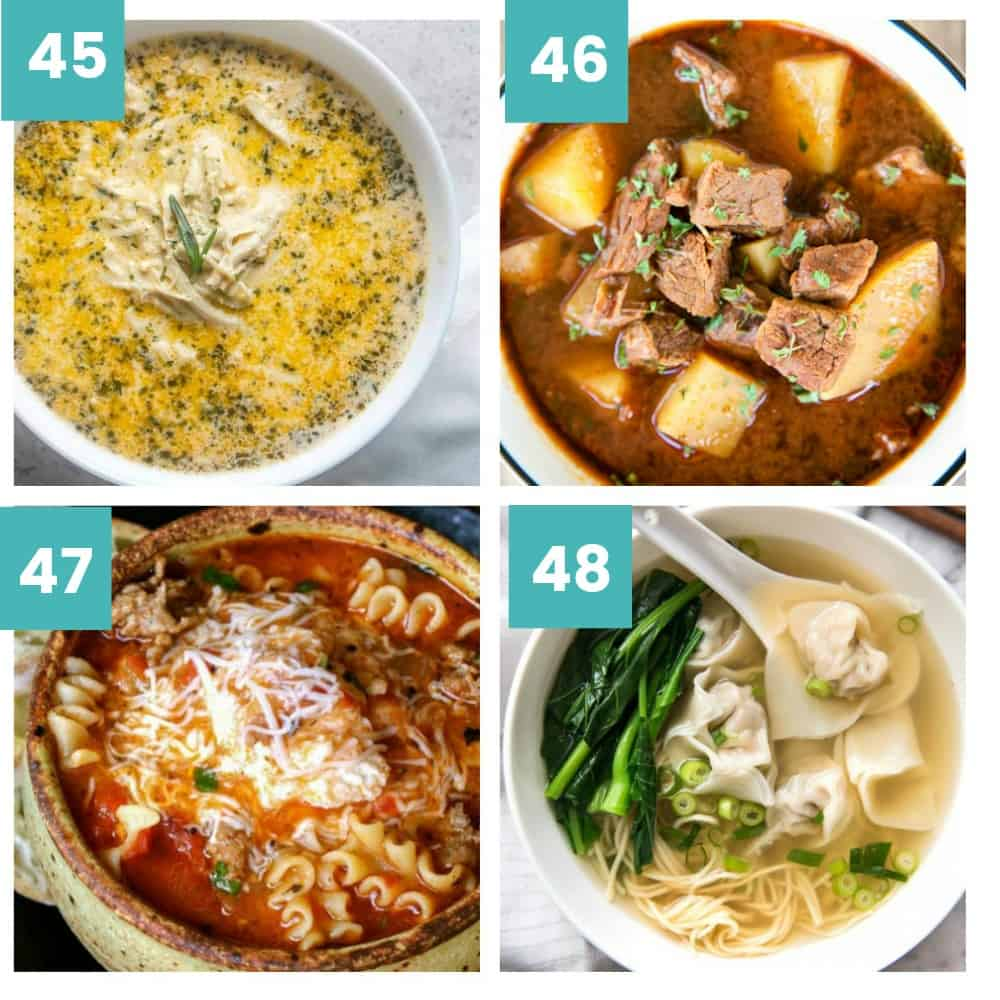 60 Healthy Soup Recipes to Try